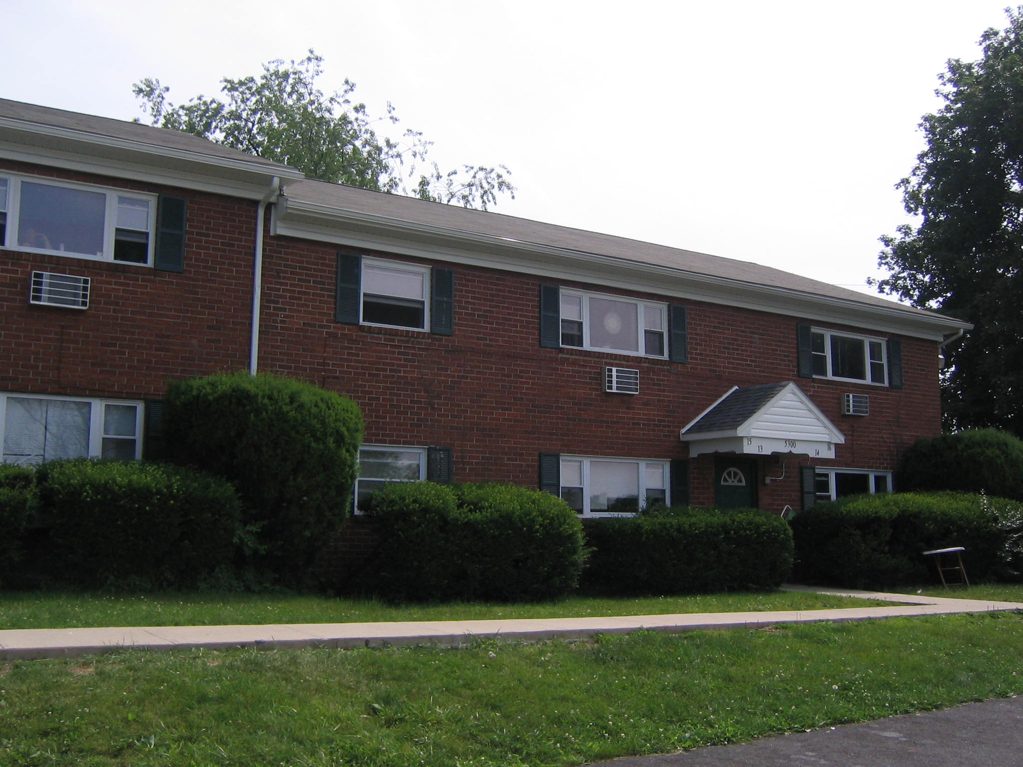 Oakwood Apartments Allentown Pa